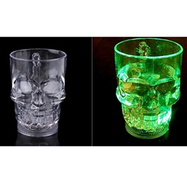 Skull Led Cup -SehgalMotors.Pk