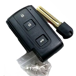 Toyota Prius key Cover Shell - Model 2016-2019  | Protective Shell Cover | Replacement Key Cover-SehgalMotors.Pk