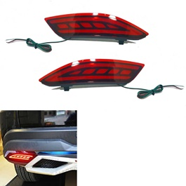 Honda Vezel New Generation Rear Bumper Brake Lamp - Model 2013-2017-SehgalMotors.Pk