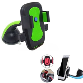 Mouth Mobile Holder Green-SehgalMotors.Pk