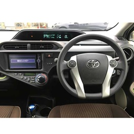 Toyota Aqua Multimedia Steering - Model 2012-2017-SehgalMotors.Pk