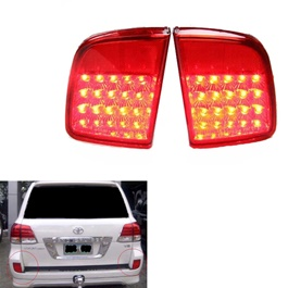Toyota Land Cruiser Fj 200 Rear Bumper Lamp-SehgalMotors.Pk