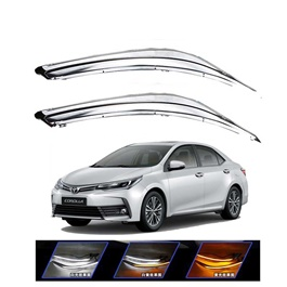 Toyota Corolla Face Lift Eyebrow DRL Dual - Model 2017-2019