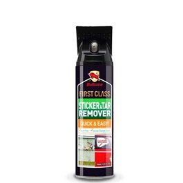 Bullsone Sticker and Tar Remover | Suitable For The Surface Of Automobile | Glass | Billboards Which Have Stickers Such As Adhesive Label On The Car Body | Pasting On The Windshield-SehgalMotors.Pk