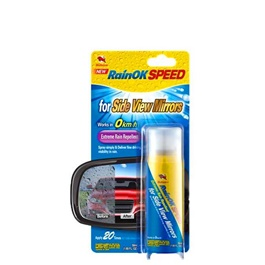 Bullsone Extreme Rain Repellent For Side View Mirror-SehgalMotors.Pk