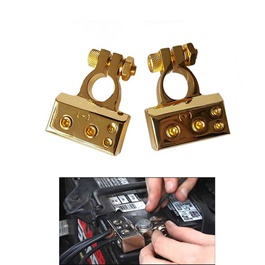 Aerpo Golden Battery Terminal-SehgalMotors.Pk
