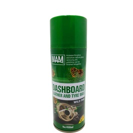 Mam Dashboard Leather and Tire Wax Wild Pine-SehgalMotors.Pk
