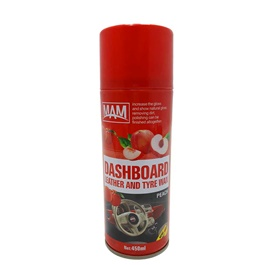 Mam Dashboard Leather and Tire Wax Peach-SehgalMotors.Pk