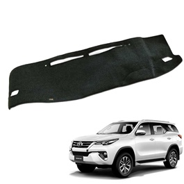 Toyota Fortuner Dashboard Carpet - Model 2016-2019	-SehgalMotors.Pk