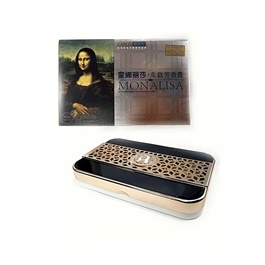 Carori Mona Lisa Dashboard Car Perfume	-SehgalMotors.Pk