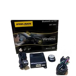 Steelmate Wireless Bluetooth Car Kit-SehgalMotors.Pk