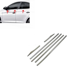 Honda Civic Weather Strip Chrome – Model 2012-2016-SehgalMotors.Pk
