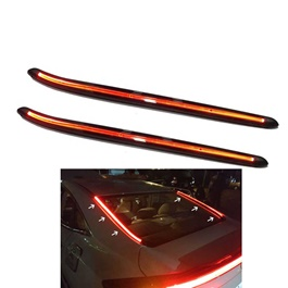 Honda Civic Back Screen Led Strips Model 2016-2018-SehgalMotors.Pk