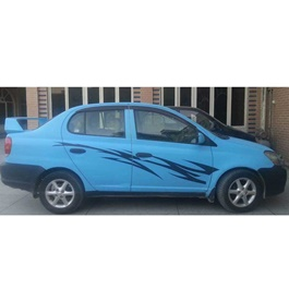 Aqua Blue Wrap Per Sq Ft-SehgalMotors.Pk