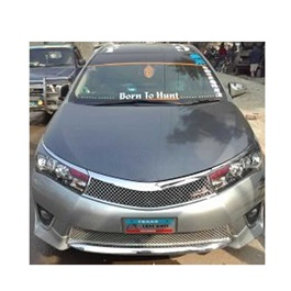 Matte Chrome Wrap Per Sq Ft	-SehgalMotors.Pk