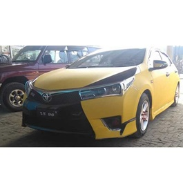 Yellow Matte Wrap Per Sq Ft	| Car Vinyl Wrap Film | Car Wrapping | Vehicle Wrap-SehgalMotors.Pk