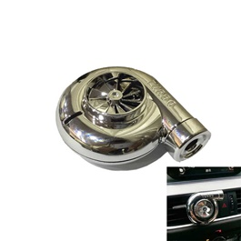 Turbo Exhuast AC Grille Perfume Chrome