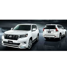 Toyota Prado TRD Body Kit - Model 2018-SehgalMotors.Pk
