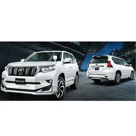 Toyota Prado Modellista Body Kit - Model 2018	-SehgalMotors.Pk
