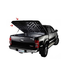 Toyota Hilux Revo Aeroklas Super Lid Manual Lift up - Model 2016-2020-SehgalMotors.Pk