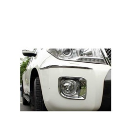Toyota Land Cruiser Chrome Front Bumper Light - Model 2009-2017-SehgalMotors.Pk