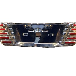 Toyota Fortuner Back Garnish Wings Style - 2016-2017-SehgalMotors.Pk