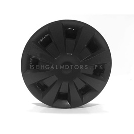 Carbon Fiber Wheel Cups / Wheel Covers - 15-Inches-SehgalMotors.Pk