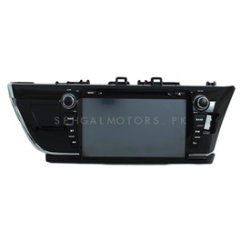 Toyota Corolla Vellfire LCD Multimedia Android System 9-Inches - Model 2014-2017-SehgalMotors.Pk
