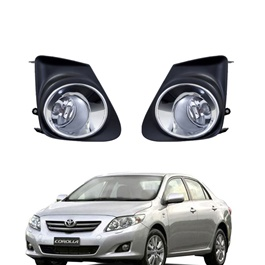 Toyota Corolla DLAA Fog Lamps / Fog Lights - Model 2011-2014  TY422C-SehgalMotors.Pk