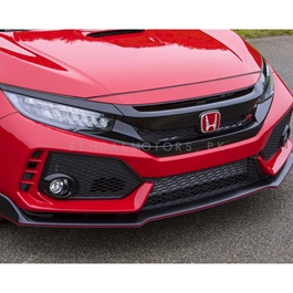 Honda Civic Type R Grille Black - Model 2016-2018-SehgalMotors.Pk
