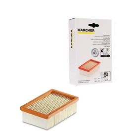 Karcher WD 6	Genuine Flat Pleated Filter-SehgalMotors.Pk