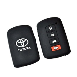 Toyota Corolla Face Lift PVC Key Cover - Model 2017-2019