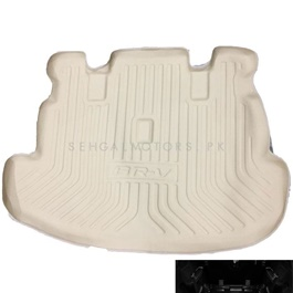 Honda BRV Trunk Mat Tray Beige - Model 2017-2019