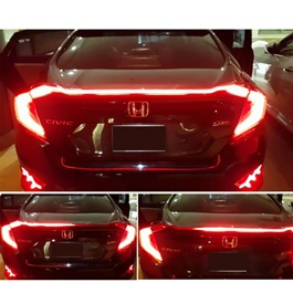 Honda Civic Sequential BackLights With Spoiler - Model 2016-2019-SehgalMotors.Pk