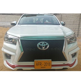 Toyota Revo Body Kit Lexus Style - Model 2016-2017-SehgalMotors.Pk