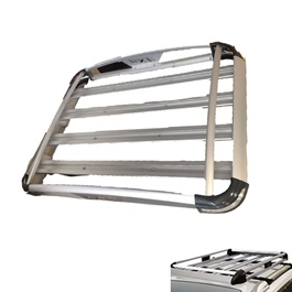 Universal Roof Rack Carrier With LED XL Size -SehgalMotors.Pk