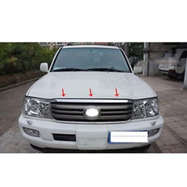 Toyota Land Cruiser FJ100 Front Grille Full Chrome Thailand - Model 1998-2007	-SehgalMotors.Pk