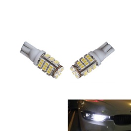 Maximus 42 SMD Parking Light Yellow - Pair | Led Light Bulb For Parking | SMD Car Exterior Lamps Parking Lights Car Accessories-SehgalMotors.Pk