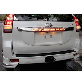 Toyota Land Cruiser Prado LED Trunk Lid Cover-SehgalMotors.Pk