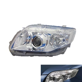 Toyota Corolla Axio Headlight Crystal - Model 2006-2012-SehgalMotors.Pk
