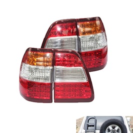 Toyota Land Cruiser FJ100 BackLights - Model 2002-2009-SehgalMotors.Pk