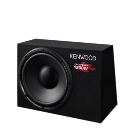 KENWOOD Box Type Passive Subwoofer-SehgalMotors.Pk