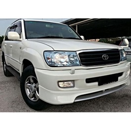 Toyota Land Cruiser Front and Back With Chrome - Model 2007-2015-SehgalMotors.Pk