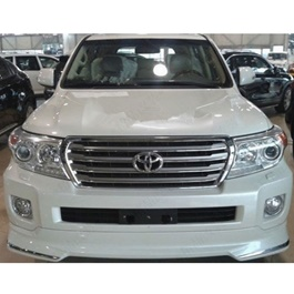 Toyota Land Cruiser Body Kit / Bodykit Front Extender - Model 2007-2015	-SehgalMotors.Pk