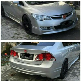 Buy Body Kits & Extensions Accessories & Spare Parts in Pakistan