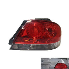 Mitsubishi Lancer Red Smoke BackLights Taiwan - Model 2004 - 2008-SehgalMotors.Pk