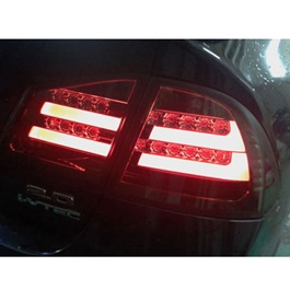 Honda Civic BackLights Full Red Taiwan - Model 2006-2012-SehgalMotors.Pk