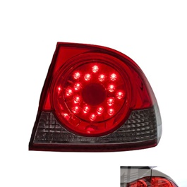 Honda Civic BackLights Red Smoke - Model 2006-2012	-SehgalMotors.Pk