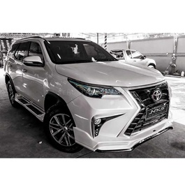 Toyota Fortuner Nks Body Kit Version 1 - Model 2016-2019