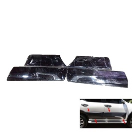Toyota Fortuner Door Body Cladding - Model 2016-2019-SehgalMotors.Pk